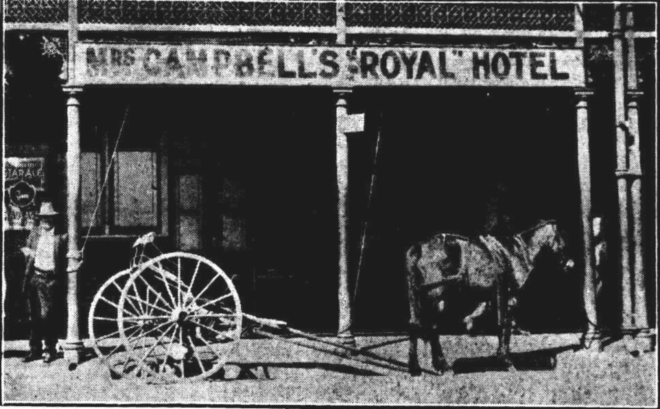 Royal Hotel, Lismore