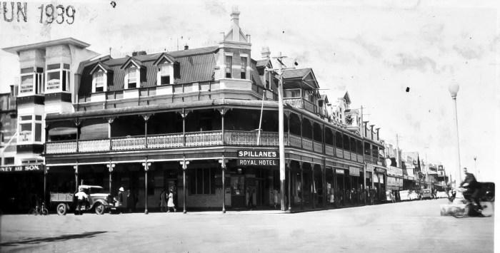 Royal Hotel Lismore 1939 ANU