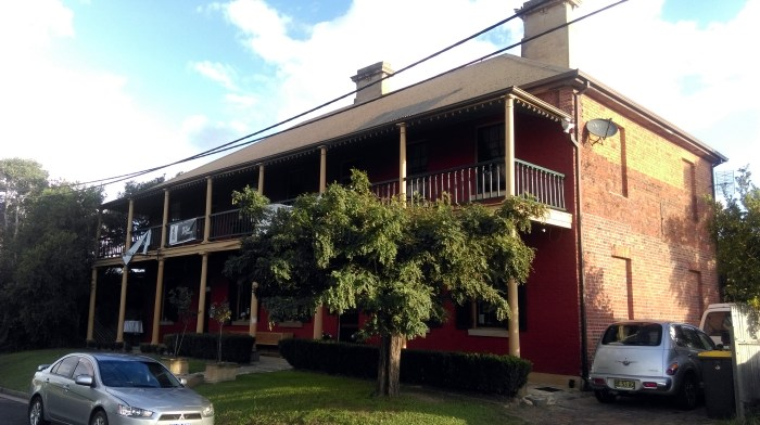 old victoria inn east maitland nsw 1