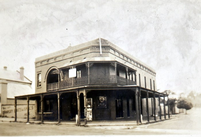 Railway Hotel Sutherland NSW 1924 anu