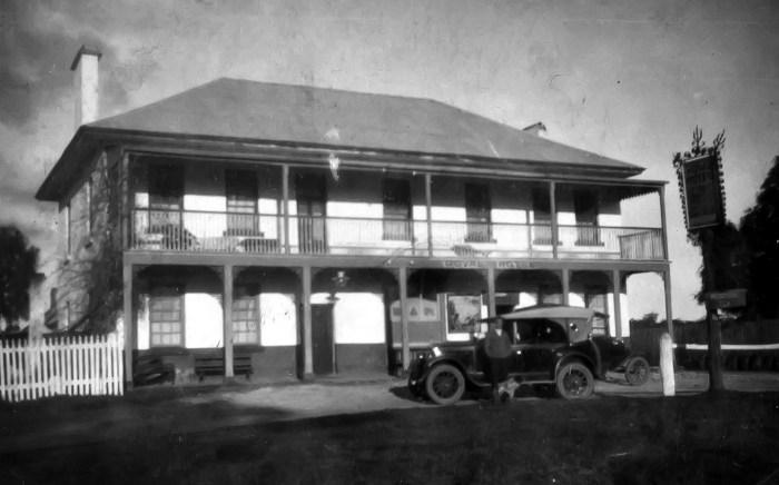 Appin Hotel Appin NSW 1929 ANU
