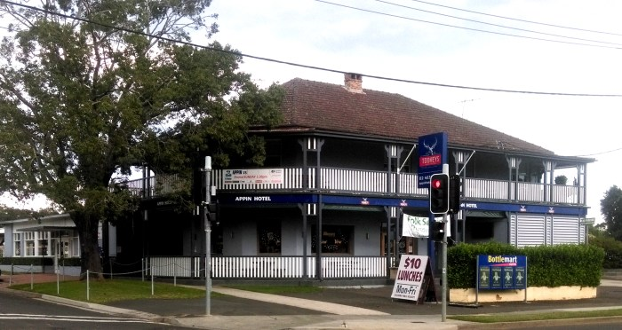 Appin Hotel Apprin NSW 2018 TG