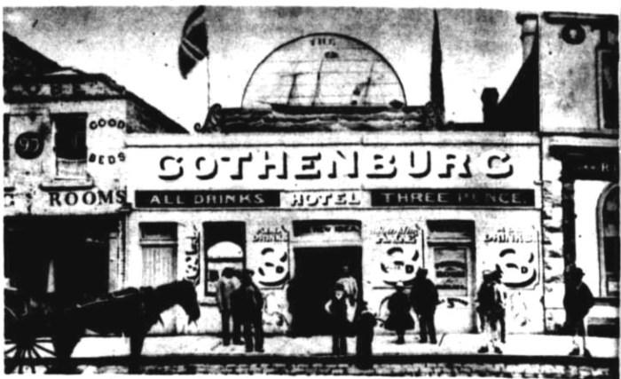gothenburg hotel melbourne
