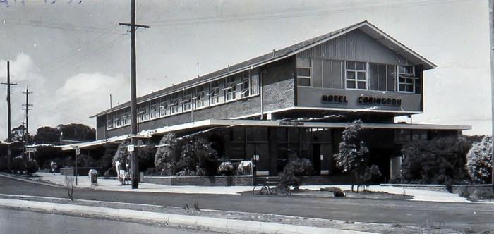 Caringbah Hotel January 1955 ANU