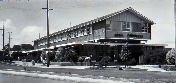 Caringbah Hotel January 1955 ANU