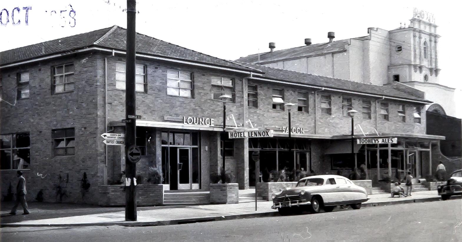 Lennox Hotel, Parramatta