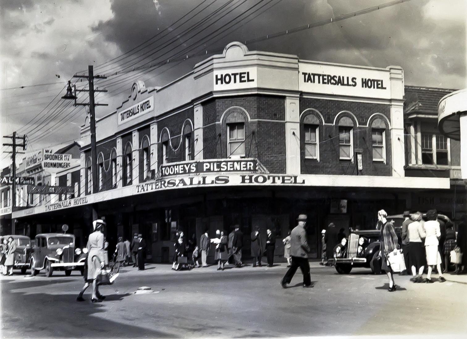 Tattersall's Hotel, Parramatta