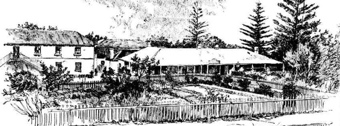 red cow inn parramatta closed early 1870s