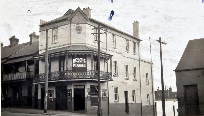 City View Hotel Redfern October 1930 ANU