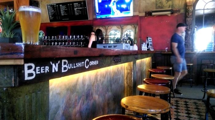 rose hotel public bar darlington sydney 2018
