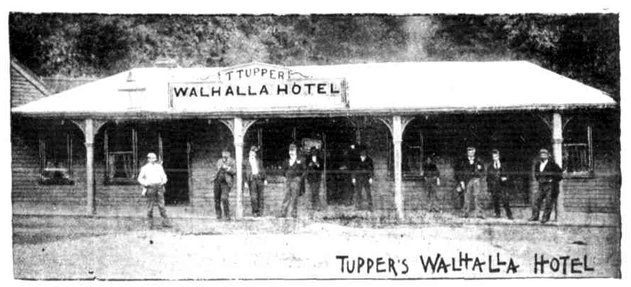 Pubs of the Gippsland Mountains
