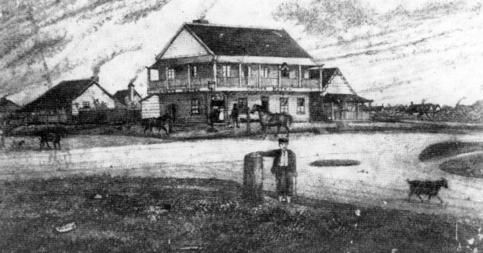 crown hotel brisbane 1872