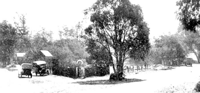 kinglake hotel fire corner 1926