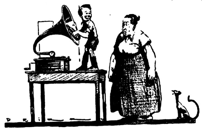 sing like father 1923