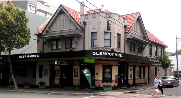 Glenroy Hotel Alexandria a