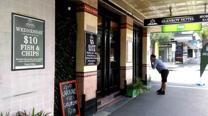 Glenroy Hotel Alexandria f