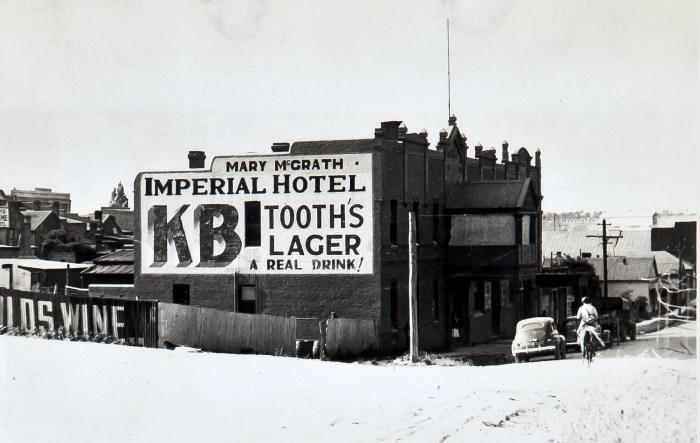 Imperial Hotel Portland 1949 anu