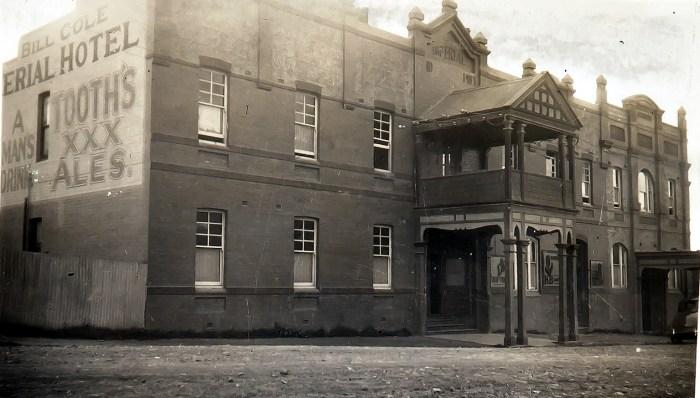 Imperial Hotel Portlandoct 1959