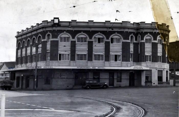 Maroubra Bay Hotel Maroubra NSW 1949 ANU