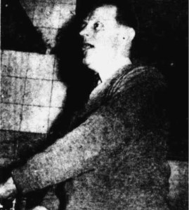 Roy Glasheen Glenroy hotel alexandria 1945
