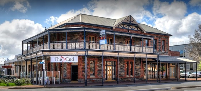 mile end hotel south australia