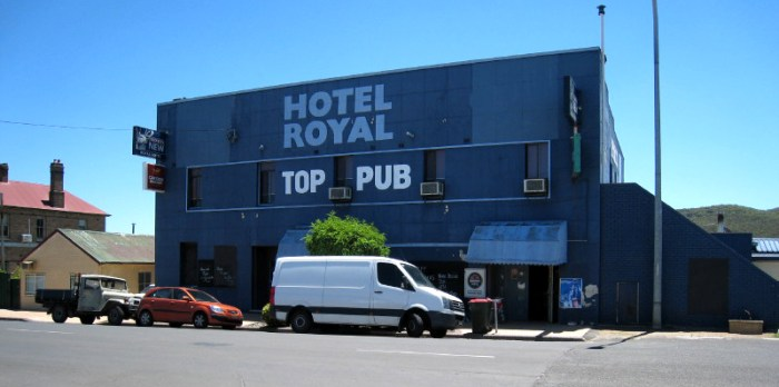 royal hotel 3 wallerawang