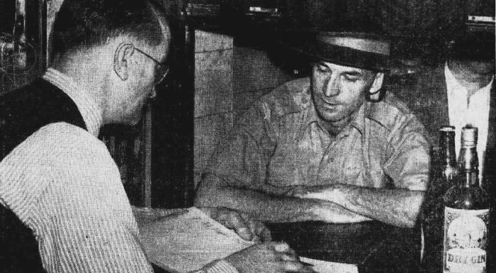 rum raion mossmon hotel 1945