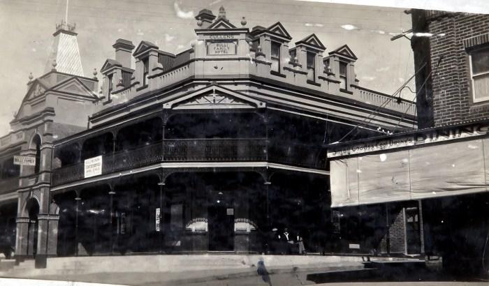 Bulli Family Hotel Bulli1936 anu