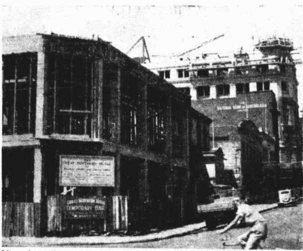 Great Northern Hotel Newcastle 1937