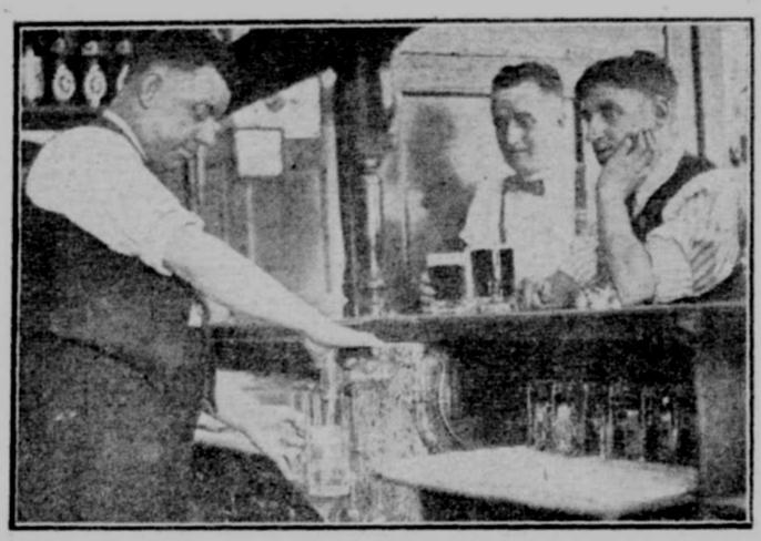 A E Laws, ex-Labor australian hotel market street sydney 1927