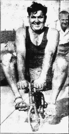 George Lloyd publican 1952