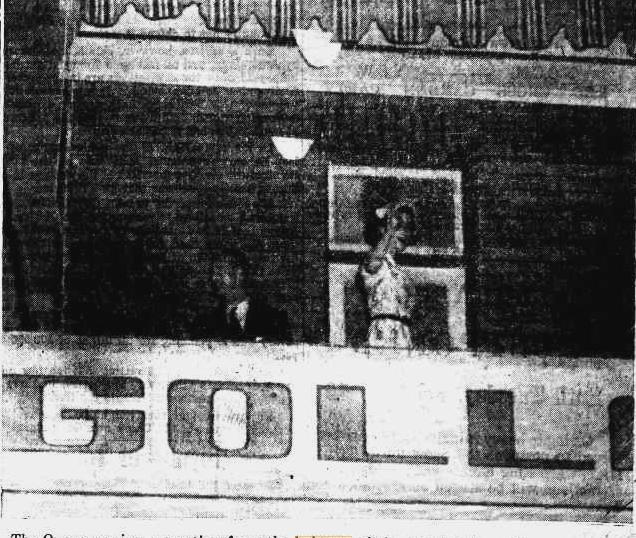 queen gollon hotel lismore 1954