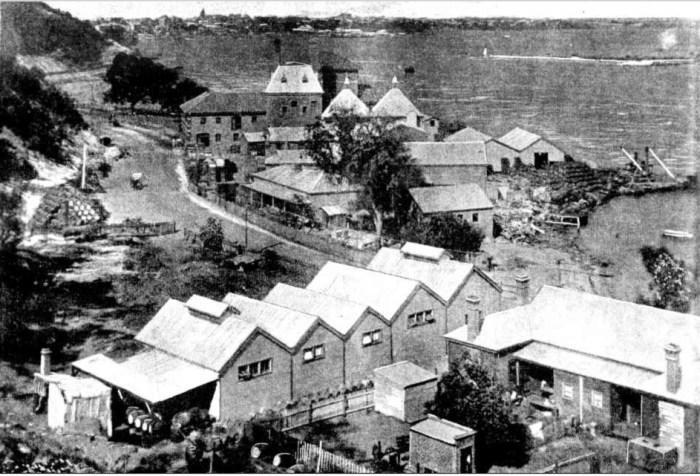 swan brewery perth 1898