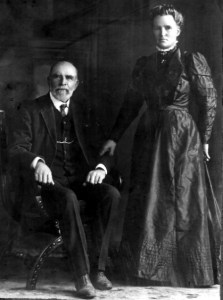John Wilson Robinson and wife henrietta hosts of ulan hotel