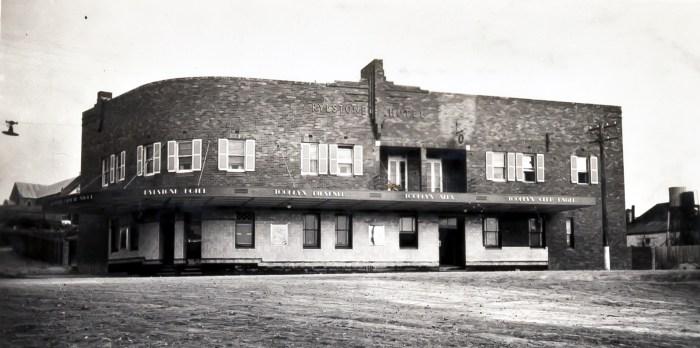 Rylstone Hotel Rylstone1934 anu