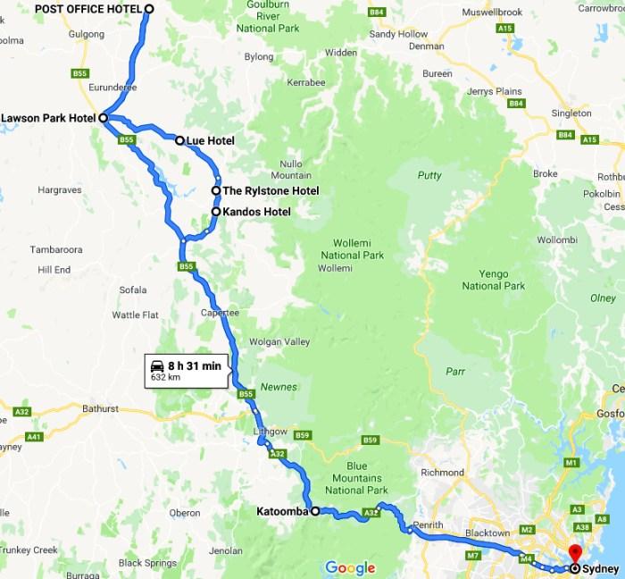 ulan hotel map 3
