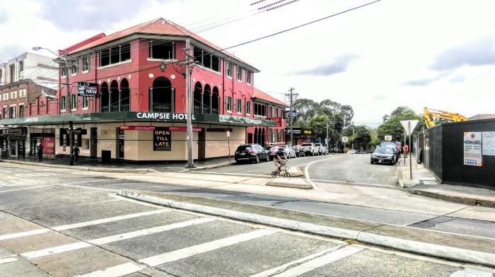 Campsie Hotel Campsie NSW TG 2018 2