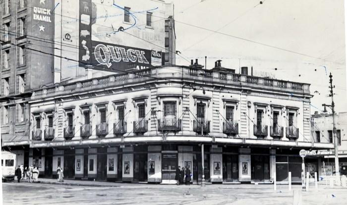 Paragon Hotel Circular Quay 1949 anu
