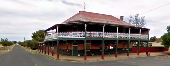 Yerong Creek Hotel NSW Google