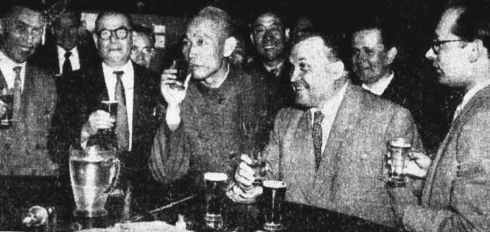 actu delegates melbourne bar 1952