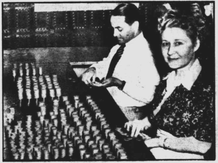 commercial hotel Port Adelaide SA 1948