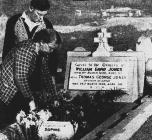 grave Thomas jones 1947