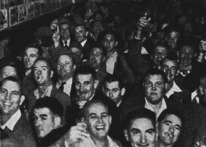 liverpool hotel bar 1949