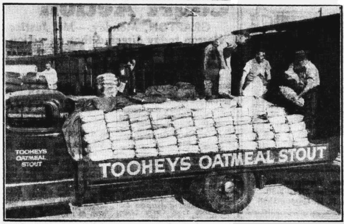 tooheys truck1948