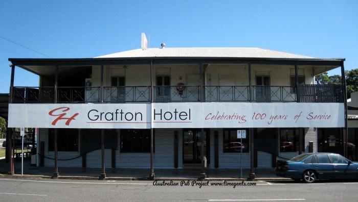 Grafton Hotel Edmonton Qld TG W