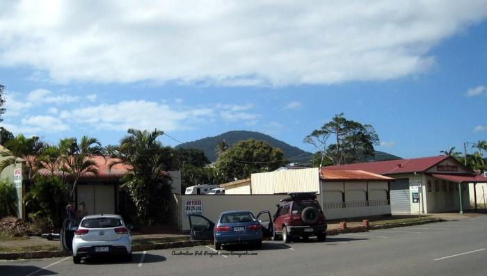 West Coast Hotel Temporary Bar Cooktown Qld 4 TG W