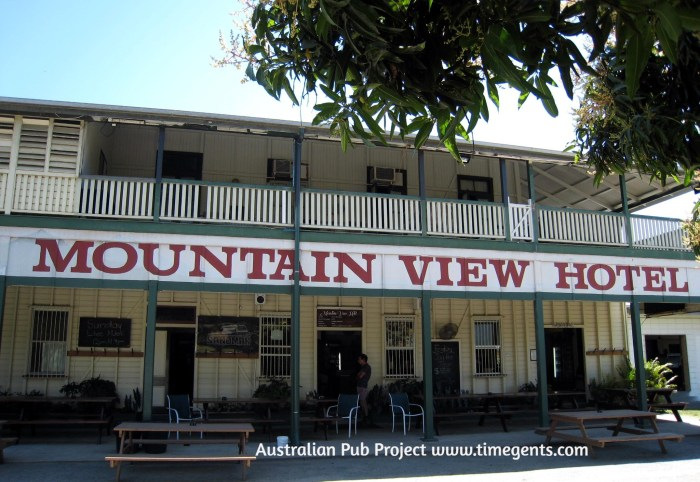 Mountain View Hotel Little Musgrave Qld 3 TG W