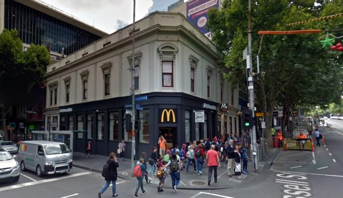 Richardson Hotel Melbourne Google