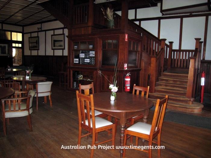Yungaburra Hotel dining 2 TG W