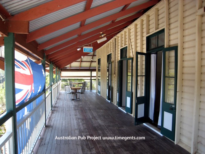 national hotel mount molloy qld 3 balcony TG W